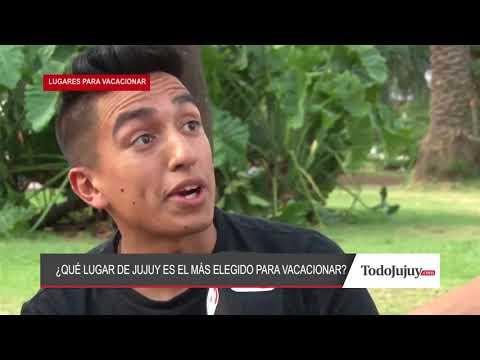 ¿Qué lugar de Jujuy es el más elegido para vacacionar?