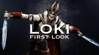 Dawn of Titans: LOKI First Look
