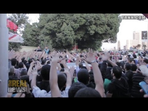 """""""Morsi Must Go"""" Chant Thousands of Egyptians"""