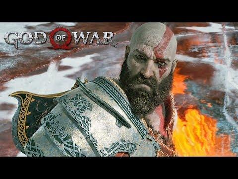 God of War 4 #19: A Cabeça do Gigante Thamur - Playstation 4 gameplay