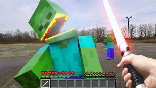 REALISTIC MINECRAFT-THE MOVIE(2020)