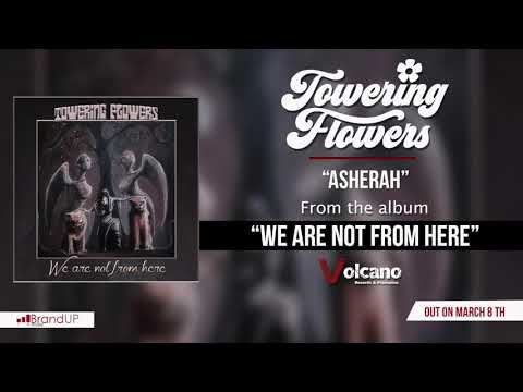 Towering Flowers - Asherah [OFFICIAL AUDIO]