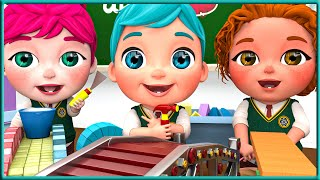 Jobs and Career Song , Yes Yes Jobs Song + The BEST SONGS For Children - Viola Kids [HD]