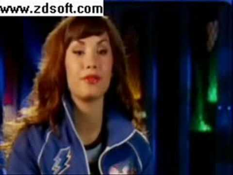 Dc Games 08 Interview With Demi Lovato Youtube