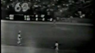 Roger Maris 1961 - 60th Home Run as Called by Mel Allen, WPIX-TV, 9/26/1961