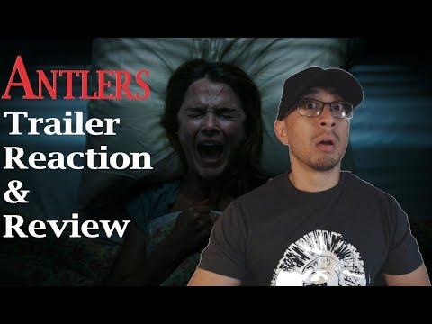 Halloween 2020 Trailer Reactions Antlers 2020   Trailer Reaction and Review   YouTube