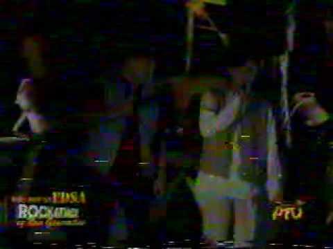 WOLFGANG - Natutulog Kong Mundo (Live @ EDSA 1996)