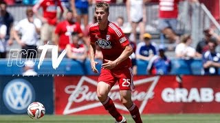 QUICK KICKS: Walker Zimmerman on Chivas USA vs. FC Dallas | FCDTV