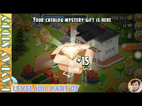 30 Gift Card To Get 15 Diamonds in Hay Day Level 101 | Part 07 ...