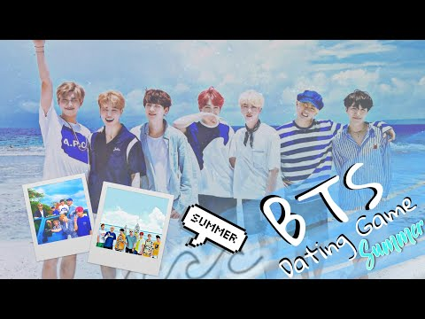 BTS DATING GAME #9 Vacation Edition 🌴😎