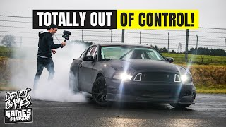Why My 900BHP FORD MUSTANG Is A Terrible DRIFT CAR!
