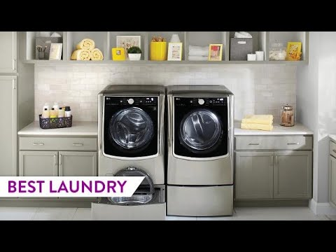 These are the best washers and dryers of 2017