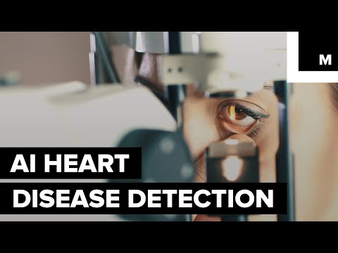 Google Wants to Predict Heart Disease by Looking at Your Eyes