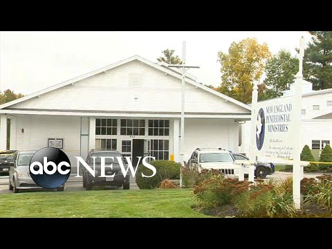 Suspect Opens Fire at Church Wedding  (ABC News)