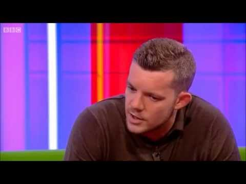 russell tovey on the one show
