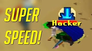 PKing so fast they think I'm hacking...