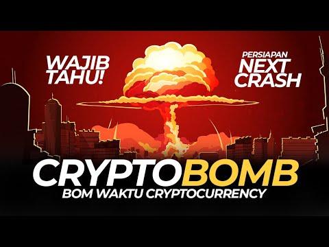 Bom Waktu Cryptocurrency - Bitcoin Crash Yang Berikutnya #Tether #USDT