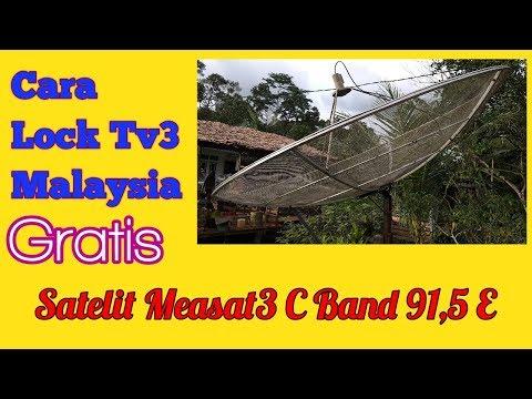 Cara Lock Tv3 Malaysia
