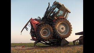 Приколы с тракторами/Fun with the tractor