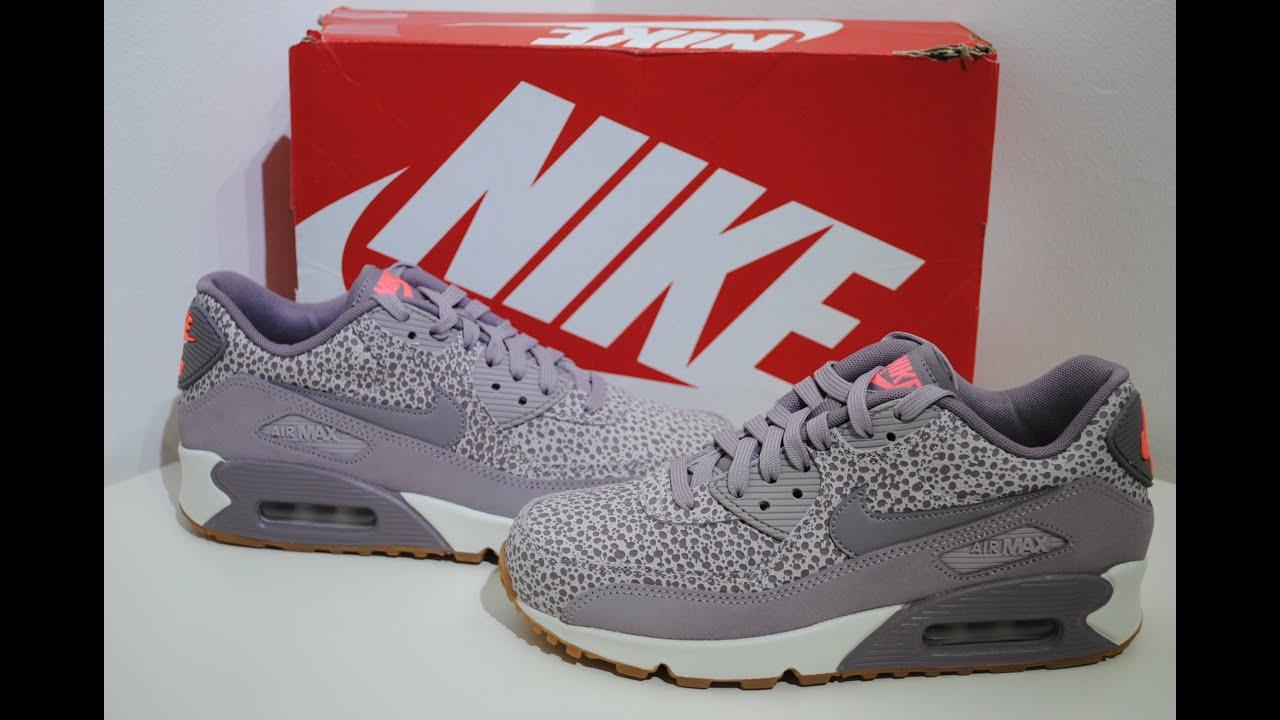 Nike Air Max 90 Safari Purple