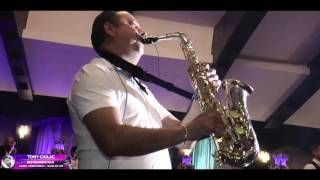 Tony Ciolac - Magia Saxofonului Botez Adi de Adi New Live 2017 byDanielCameramanu