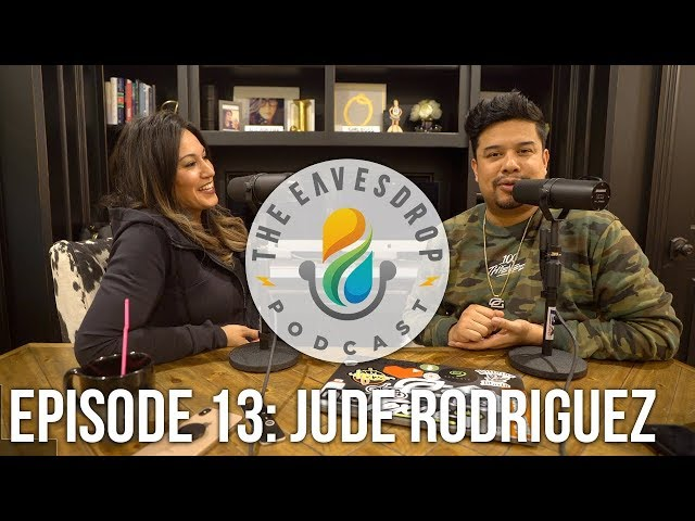 Jude Rodriguez | The Unsung Hero Of OpTic | The Eavesdrop Podcast Ep. 13