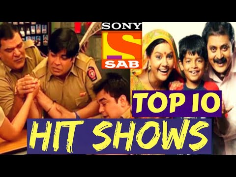 TOP 10 Hit Shows of SAB TV with Highest TRP | Best SAB TV Serials | Biggest SABTV Hits with High TRP thumbnail
