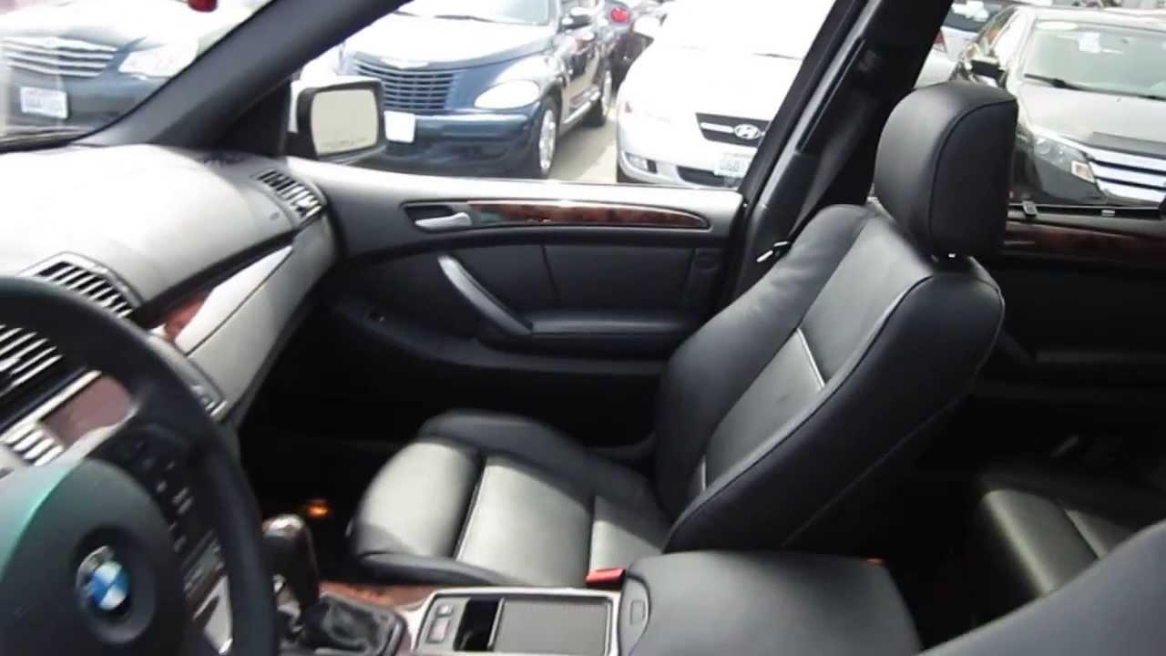 2006 BMW X5 Silver