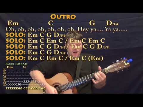 Zombie (The Cranberries) Guitar Cover Lesson with Chords/Lyrics - Munson