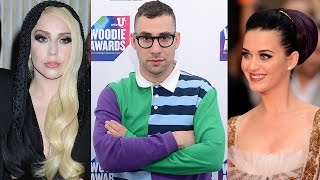 Video Lady Gaga and Katy Perry SLAMMED By Fun's Jack Antonoff download MP3, 3GP, MP4, WEBM, AVI, FLV Juni 2017