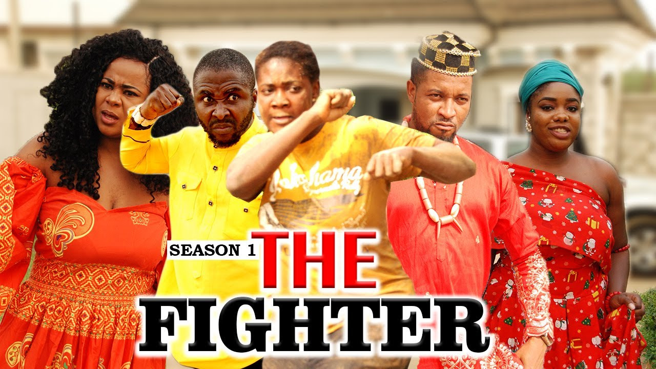Download THE FIGHTER 1(MERCY JOHNSON) - LATEST NOLLYWOOD MOVIES