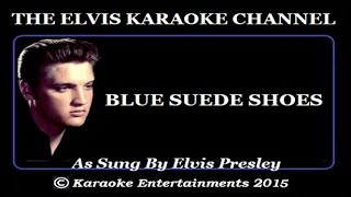 Download Elvis Presley Sun Sessions Karaoke Blue Suede Shoes MP3 song and Music Video
