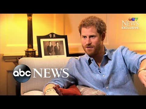 Thumbnail: No royal wants to be king or queen, Prince Harry says