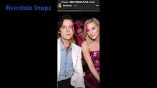 Riverdale Cast Season 3 Behind The Scenes   Kj Apa, Cole Sprouse, Madelaine Petsch, Charles Melton