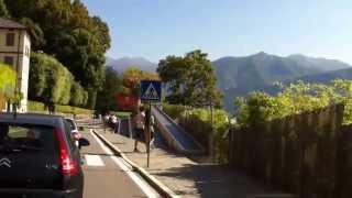 Let me take you for a drive around Lake Como