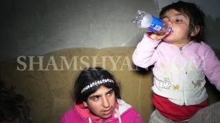 Արցախից Հայաստան ժամանած Շաբոյանների բազմազավակ ընտանիքը 3 օր է գիշերում է ուր պատահի