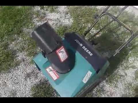 [WQZT_9871]  John Deere TRS 21 snow blower cold start - YouTube | Trs21 Snowblower Parts Fuel Filter |  | YouTube