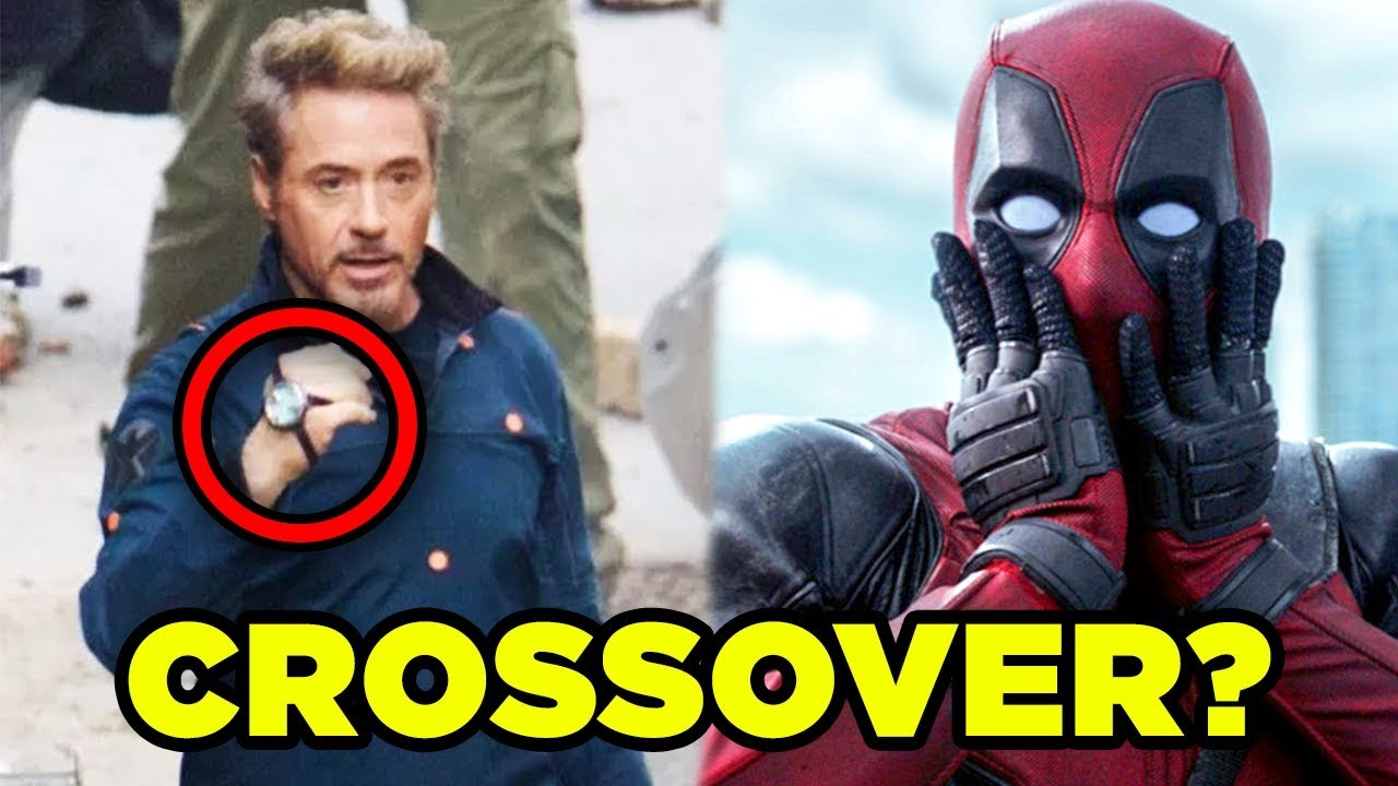 AVENGERS 4 - Deadpool Crossover Theory Explained!