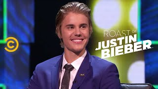 Roast of Justin Bieber - The Eight Harshest Bieber Slams - Uncensored