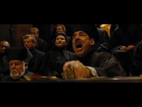 trial scene with barty crouch jr youtube