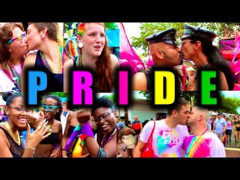 Gay Pride Parade! #ProudToLove