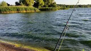 Рыбалка На Водохранилище Травянское Ищем Щуку Харьковская область