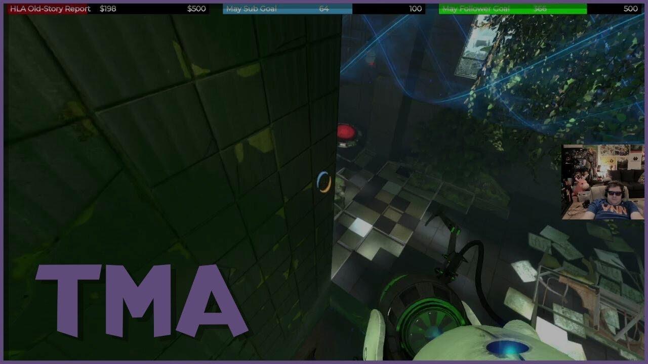 Portal 2: Map Labs - Chroma Competition! - Portal 2