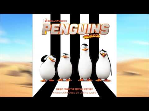 Penguins Of Madagascar  FULL  OST  By Lorne Balfe