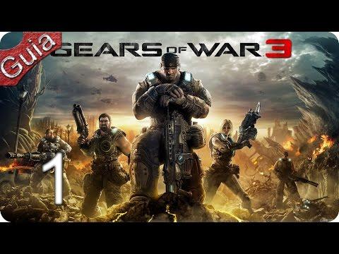 Gears of War 3 Walkthrough parte 1 Español