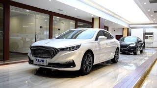 Hongqi H5 2018 30TD white edition Overview