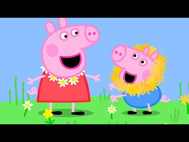 Peppa Pig Official Channel | Peppa Pig's Fun Time with Cousin Chloe
