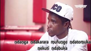 Nutty O ft Souljah Love-Zuva Lyric