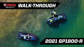 Yamaha 2021 GP1800-R In-Depth Walk Through + Comparison
