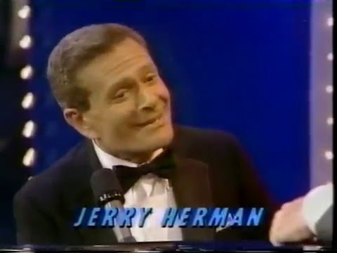 Jerry Herman, La Cage Aux Folles, 1984 Interview And Song